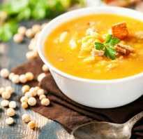 Суп полезен или нет