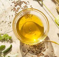 Польза от льняного масла для женщин