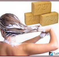 Хозяйственное мыло для волос польза