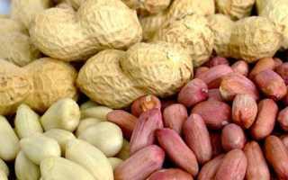 Чем полезен арахис для организма мужчины