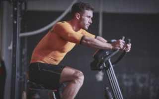 Чем полезен велотренажер для мужчин