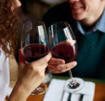 Чем полезно сухое красное вино для мужчин