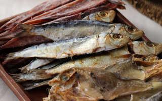 Полезна ли вяленая рыба