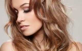 Продукты полезные для волос