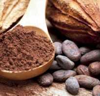 Полезные свойства какао для женщин