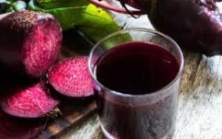 Свекольный сок полезные свойства и противопоказания