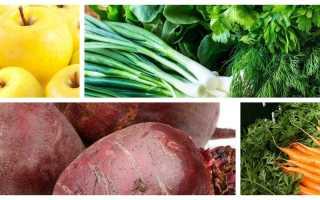 Продукты полезные для поджелудочной железы и печени