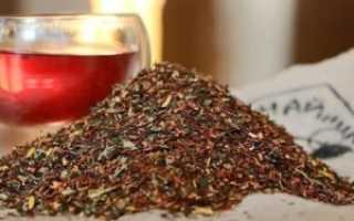 Чай ройбос полезные свойства