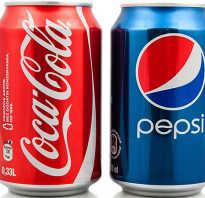 Что вреднее кока кола или пепси