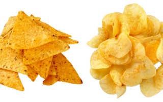 Кукурузные чипсы польза и вред