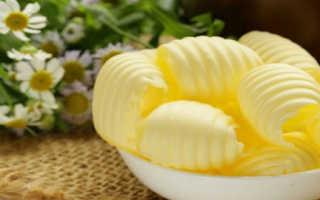 Масло польза и вред