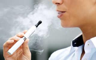 О вреде электронных сигарет