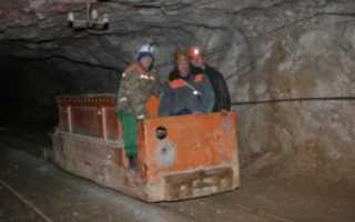 Полезные ископаемые в нижегородской области