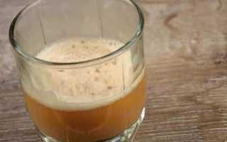 Картофельный сок полезные свойства применение и лечение