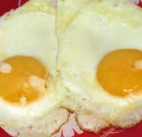 Полезна ли яичница на завтрак
