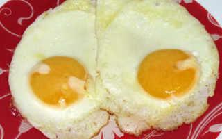 Полезна ли яичница