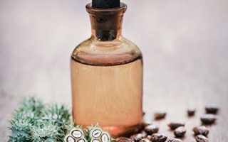 Чем полезно масло касторовое для лица