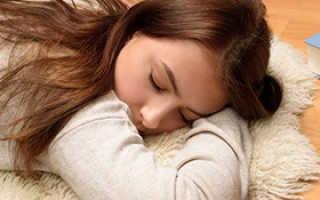 Спать на полу вредно или полезно