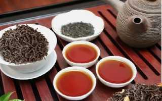 Красный чай чем полезен