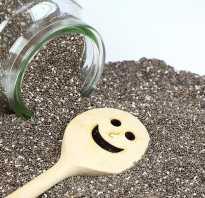 Семена чиа цена полезные свойства и противопоказания