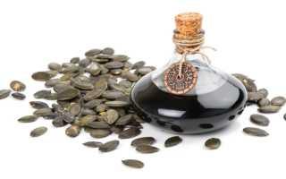 Чем полезно для мужчин тыквенное масло