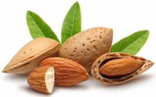 Орехи миндаль полезные свойства