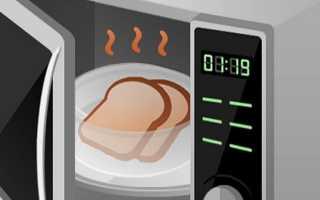Микроволновка вредна для здоровья или нет