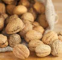 Полезные свойства скорлупы грецкого ореха