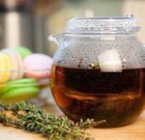 Чем полезен чабрец для женщин в чае