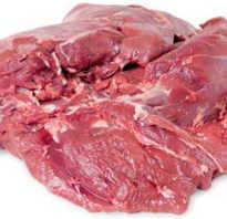 Чем полезно мясо косули