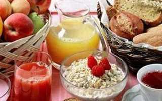 Продукты полезные для похудения