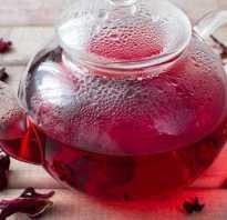 Каркаде чай полезные свойства при давлении