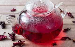 Чай каркаде полезные свойства при давлении