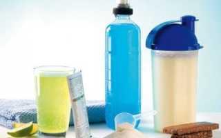 Спортивное питание польза и вред
