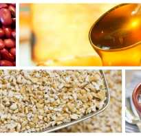 Полезные для организма продукты