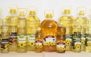 Рафинированное подсолнечное масло вред и польза