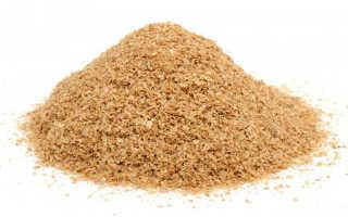 Пшеничные отруби польза и вред