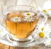 Чем полезен чай из ромашки аптечной