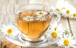 Чай ромашка полезные свойства для женщин