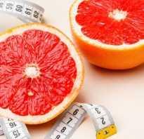 Полезен ли грейпфрут для похудения