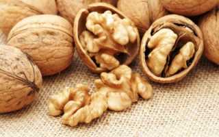Полезные орехи для беременных
