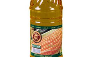 Кукурузное масло польза и вред как принимать