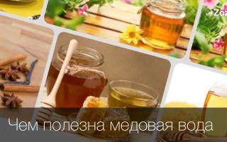 Чем полезен мед натощак утром с водой