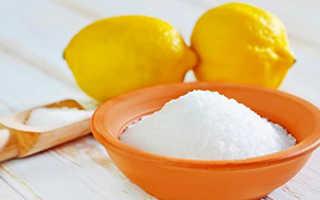 Полезна ли лимонная кислота