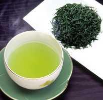 Чай гекуро полезные свойства