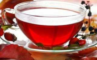 Чай из шиповника полезные свойства и противопоказания