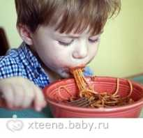 Полезный ужин для детей