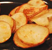 Картошка жареная чем полезна