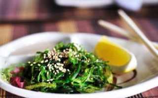 Чем полезны водоросли морские