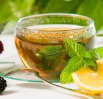 Чай из мелиссы польза и вред